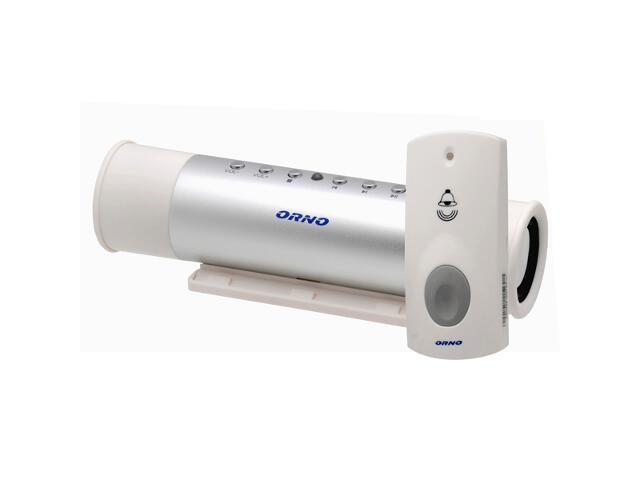 Dzwonek bezprzewodowy z odtwarzaczem MP3, OR-DB-IQ-109 Orno