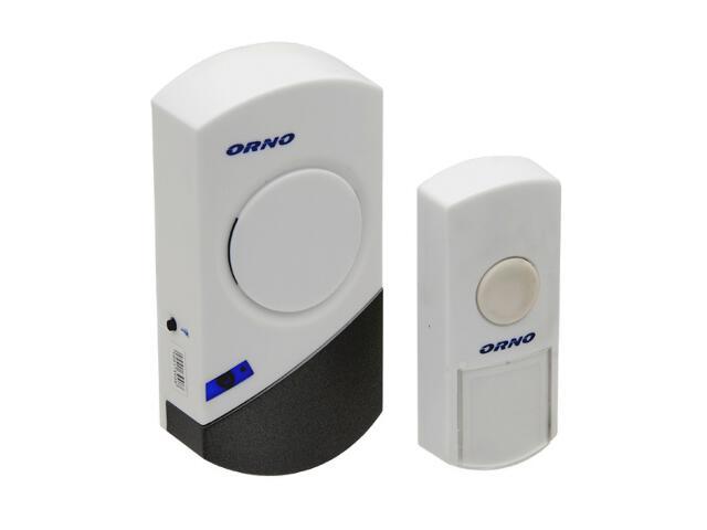 Dzwonek bezprzewodowy 230V z systemem kodowym OR-DB-QV-106 Orno