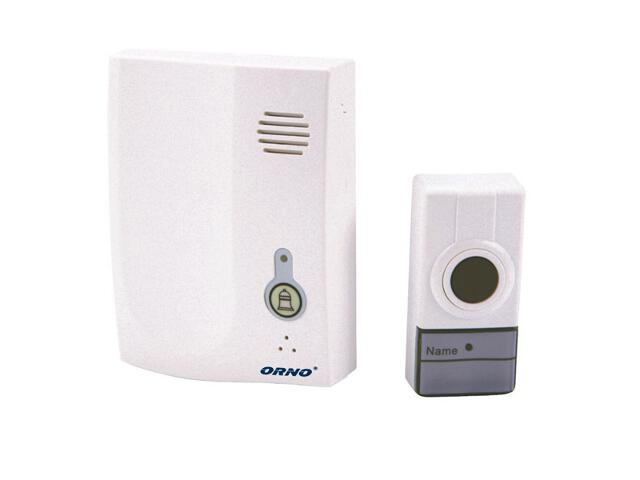 Dzwonek bezprzewodowy z systemem kodowym OR-DB-RL-103 Orno