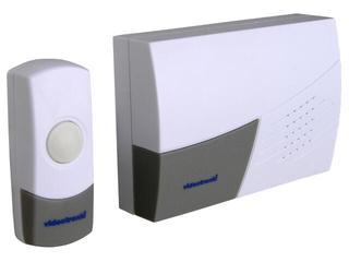 Dzwonek bezprzewodowy QH926 24 dźwięki, bateryjny Videotronic