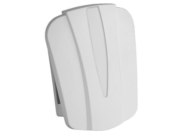 Dzwonek przewodowy BITON 04/N typ dźwięku bim-bam, biały Videotronic