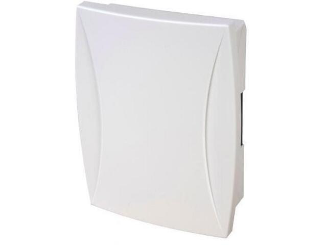 Dzwonek przewodowy dwutonowy BIM-BAM GNS-921 230V biały Zamel