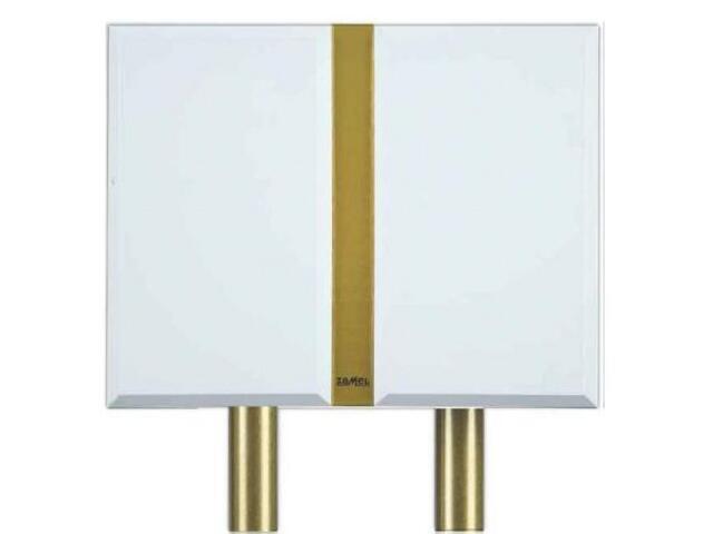 Dzwonek przewodowy rurowy TANDEM MINI GNS-944 M 230V cristal Zamel