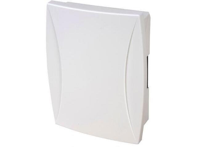 Dzwonek przewodowy dwutonowy BIM-BAM GNT-921 8V biały Zamel