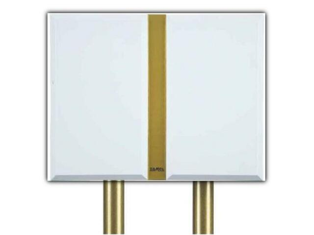 Dzwonek przewodowy rurowy TANDEM GNS-944 230V cristal Zamel