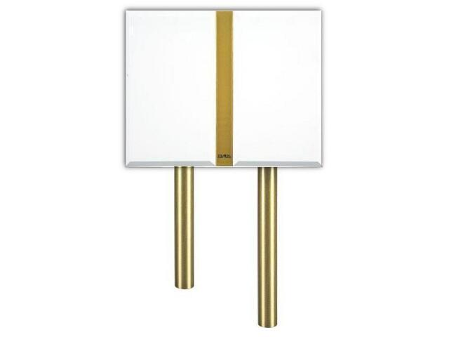 Dzwonek przewodowy rurowy MINI GRS-941 M 230V cristal Zamel