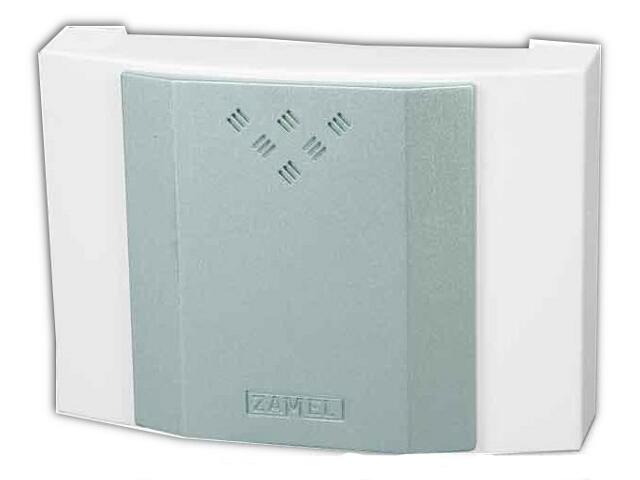 Dzwonek przewodowy trójtonowy GNU-913/N 8-230V zielony metalik Zamel