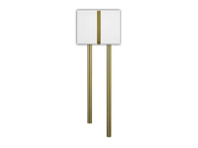 Dzwonek przewodowy rurowy GRT-941 8V cristal Zamel