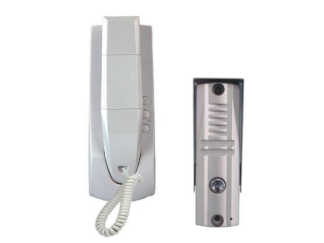 Domofon MT9T-K2+SAC5T-K2 biały Competition