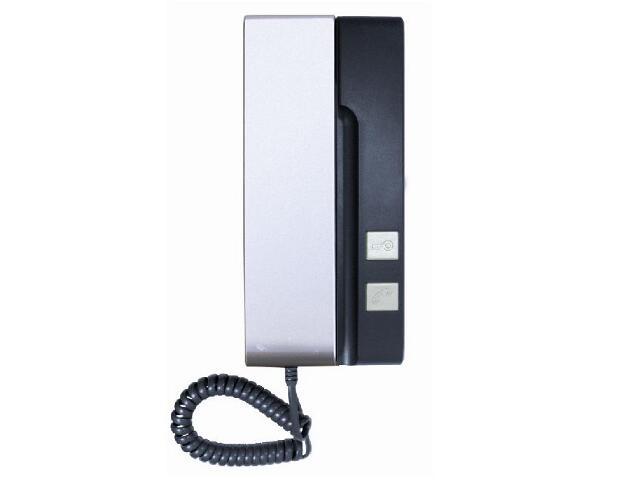 Słuchawka SD-720 AR8 do domofonów serii SD grafit-srebro Eura-Tech