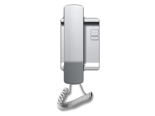 Słuchawka do domofonu wideodomofonu biała MT8T-CK2 Competition