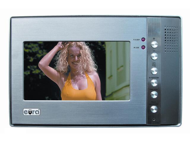 "Monitor do videodomofonu AT1, kolor 7"" Eura-Tech"