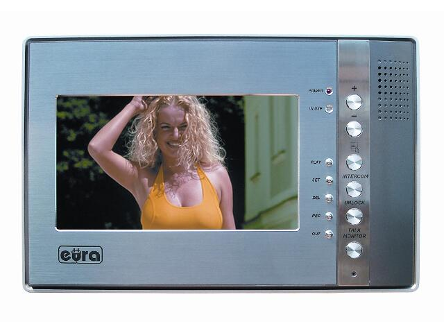 "Monitor do videodomofonu AT1M, kolor 7"" Eura-Tech"