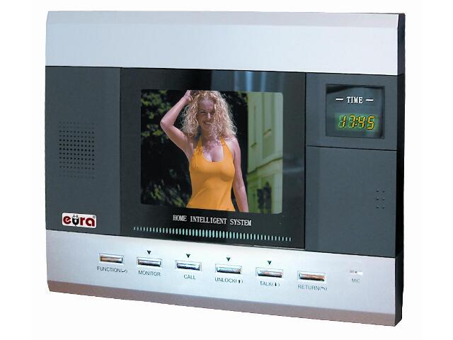 "Monitor do videodomofonu ST8F, kolor 5,6"" Eura-Tech"
