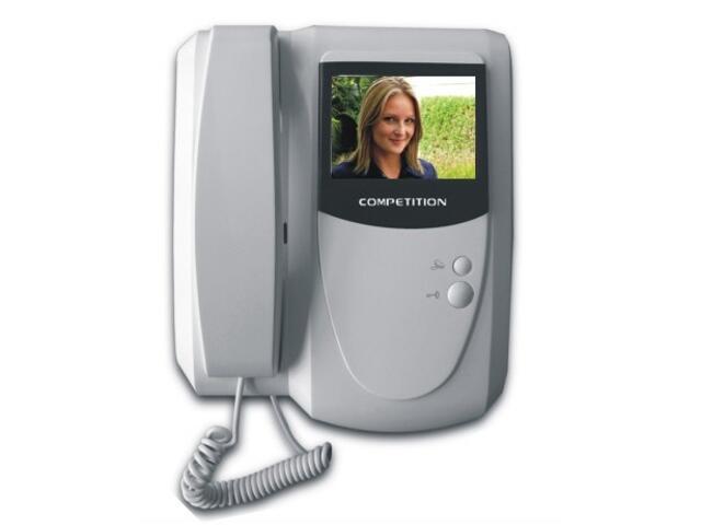 "Monitor do videodomofonu z słuchawką 4"" LCD MT200C-CK2 Competition"