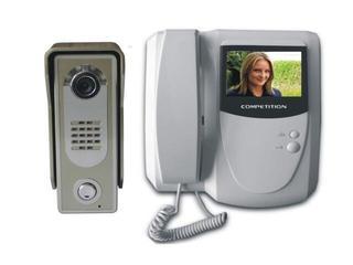 Videodomofon kolorowy 4'' LCD MT200C-CK2+SAC5C-CK Competition