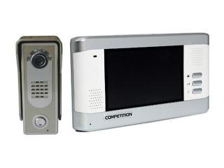 Videodomofon kolorowy 5,8'' LCD głośnomówiący MT350C-CK2+SAC5C-CK Competition