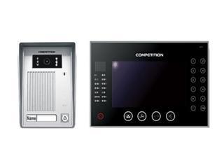 Videodomofon kolorowy 7'' LCD głośn. panor. dotykowy MT670C-CK2+SAC35C-CK Competition
