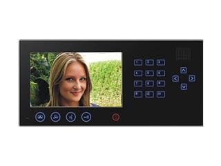 Monitor do videodomofonu głośnomówiący 7'' LCD panor. Dotykowy MT680C-J Competition