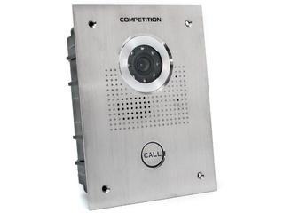 """Kaseta bramowa 8 abonamentowa do wideodomofonu z kamerą 1/3"""" SAC551C-CK8 Competition"""
