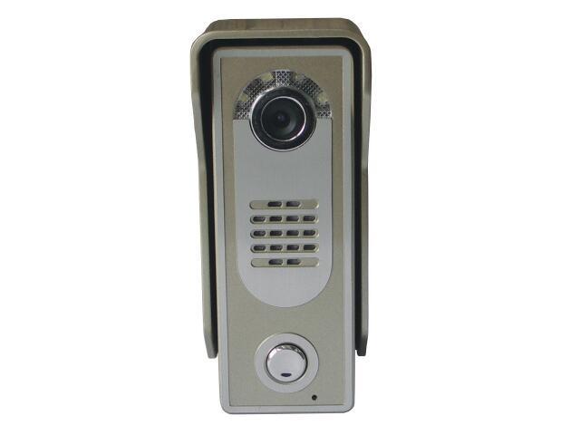 """Kaseta bramowa do wideodomofonu z kamerą 1/3"""" CCD SAC5C-CK Competition"""