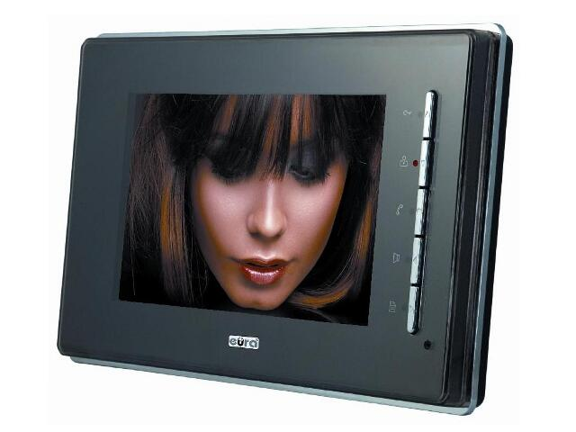 Monitor do videodomofonu kolorowy DT-6910 Eura-Tech