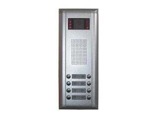 Kaseta bramowa zewnętrzna wielorodzinna DMR11 do wideodomofonu Eura-Tech