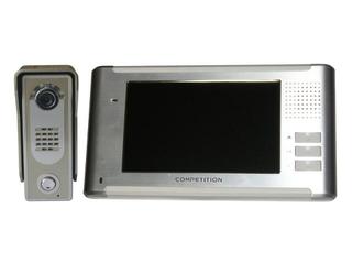 Videodomofon kolorowy 7'' LCD głośnom. panoram. MT337C-CK2+SAC5C-CK Competition