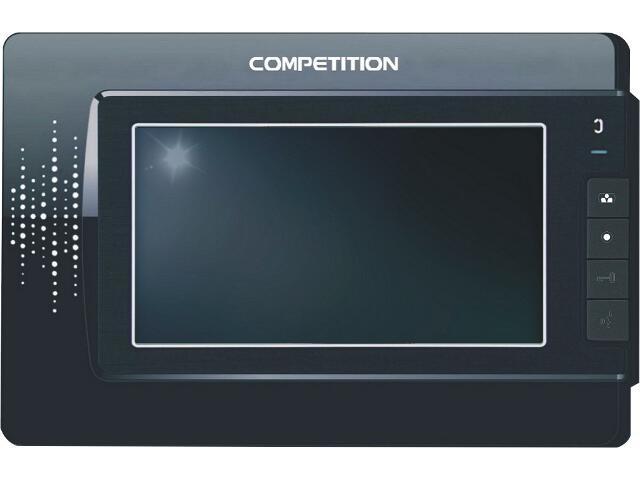 "Monitor do videodomofonu głośnomówiący 7"" LCD MT320C-CK2B Competition"