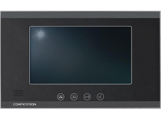"Monitor do videodomofonu głośnomówiący 10"" LCD MT880C-CK2 Competition"