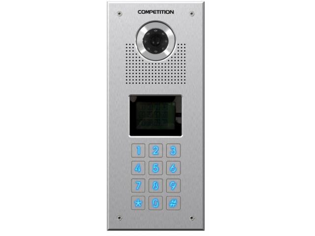 Kaseta bramowa cyfrowa z kontrolą dostępu SAC581C-AL. Competition