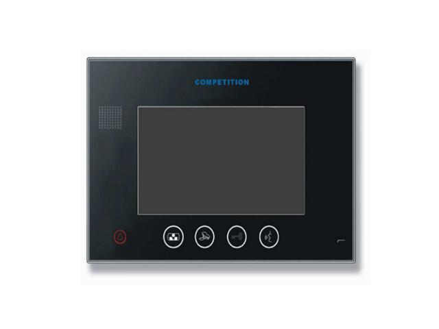 "Monitor do videodomofonu głośnomówiący 7"" LCD MT670C-DJV Competition"