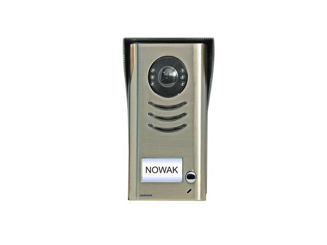 Kaseta bramowa z regulowaną kamerą do zestawów z serii VT, OR-VID-VT-1011KV Orno