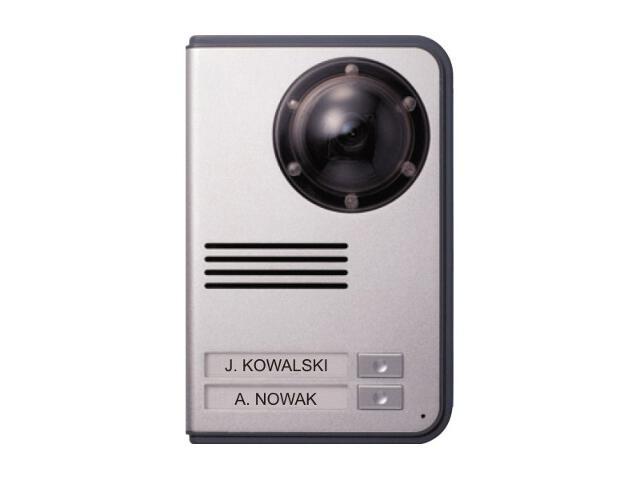 Kaseta bramowa dwurodzinna z regulowaną kamerą HCC-702 Hyundai