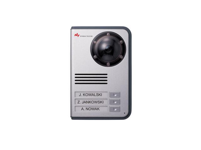 Kaseta bramowa trzyrodzinna z regulowaną kamerą HCC-703 Hyundai