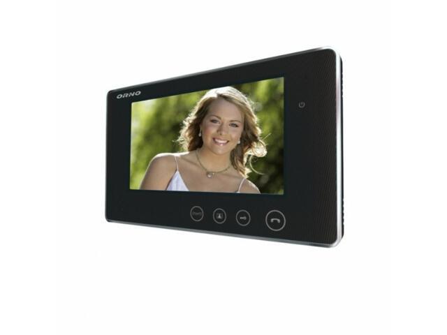 """Monitor do videodomofonu kolorowy LCD 7"""" do rozbudowy zestawu z serii VP, OR-VID-VP-1009MV Orno"""