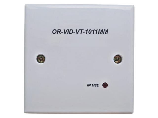 Moduł monitora umożliwiający dystrybucję sygnału w wideodomofonach VT OR-VID-VT-1011MM Orno