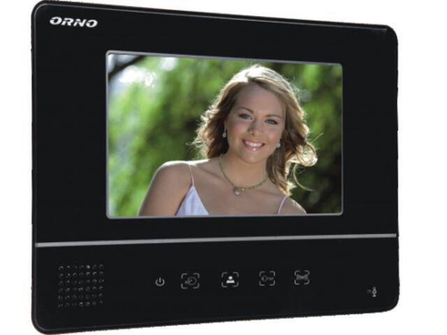 """Monitor do videodomofonu kolorowy LCD 8"""" do rozbudowy zestawów z serii YT OR-VID-YT-1006MV Orno"""