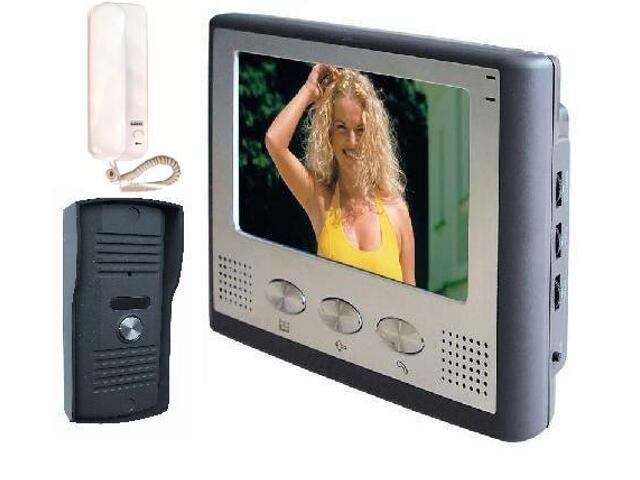 Videodomofon kolorowy RL-037N-1 Eura-Tech