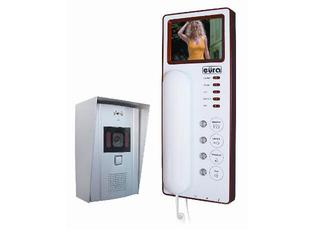 Videodomofon kolorowy VT-694-584 Eura-Tech