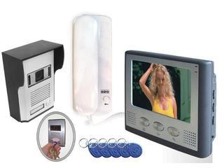 Videodomofon kolorowy RL-037ID-1 Eura-Tech