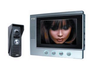 """Videodomofon kolorowy VDP-20A3 """"Neptun"""" otwieranie 2 wejść Eura-Tech"""