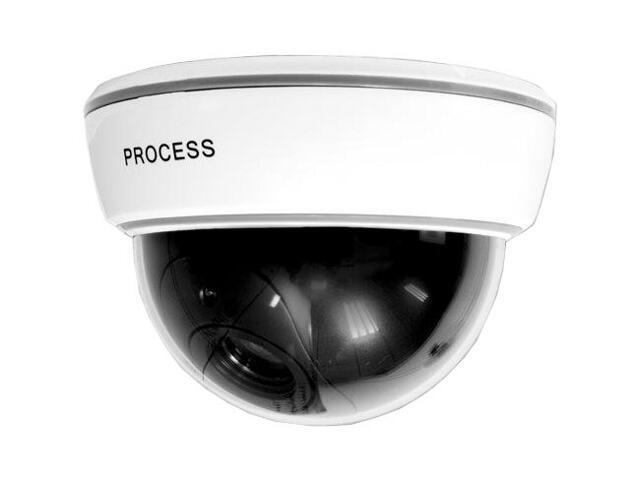 Kamera - atrapa kamery kopułkowej monitorującej AK-02B3 do użytku wewnętrznego Eura-Tech