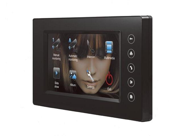 """Monitor do videodomofonu 7 cali 2-żyłowy """"EURA-2EASY"""" VDA-09A5 Eura-Tech"""