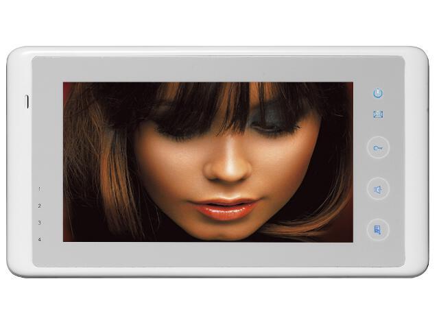 """Monitor do videodomofonu 7 cali 2-żyłowy """"EURA-2EASY"""" VDA-40A5 Eura-Tech"""