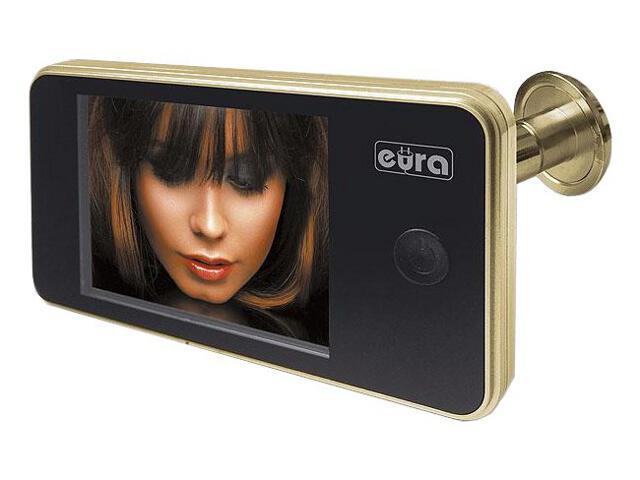 Wideo-wizjer LCD VDP-01C1 ERIS GOLD Eura-Tech