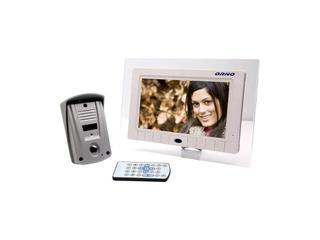 "Videodomofon kolorowy LCD 7"" pin hole ramka cyfrowa LCD, OR-VID-AP-1008 Orno"