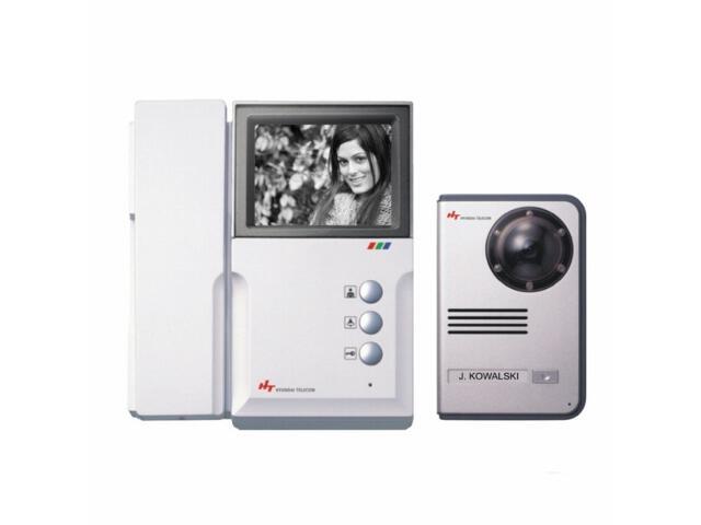 Videodomofon czarno-biały OR-VID-HT-1002 Hyundai