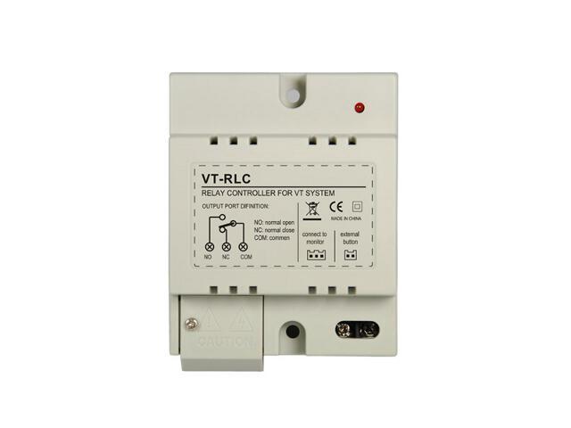 Sterownik elektrozaczepu lub oświetlenia do rozbudowy zestawów z serii VT, OR-VID-VT-1011ME Orno