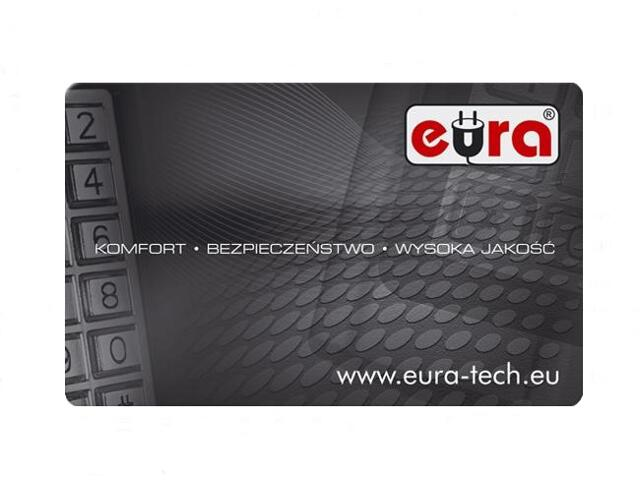 Karta zbliżeniowa IDK-00G1 do VDP-24A3 URAN, VDP-32A3 VENUS, ADP-41A3 REMOTO Eura-Tech